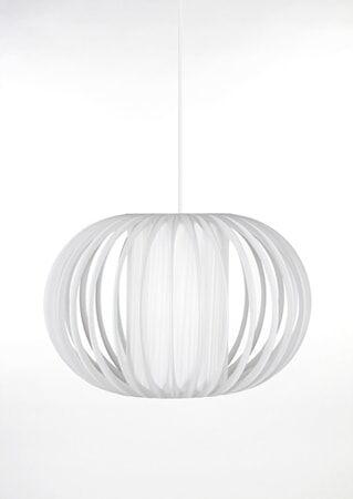 Globen Lighting Kattolamppu Muovi Valkoinen