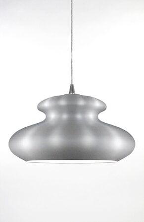 Globen Lighting Kattolamppu Bubble Harjattu Teräs