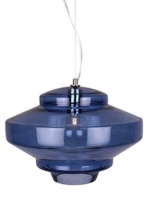 Globen Lighting Kattovalaisin Duomo yönsininen / kromi