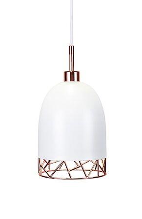Globen Lighting Kattovalaisin Mini Decco Kupari