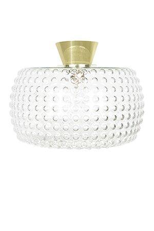 Globen Lighting Kattovalaisin Spring Selkeä / Messinki