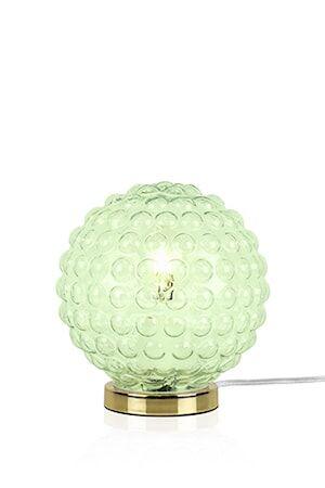 Globen Lighting Pöytävalaisin Spring Vaaleanvihreä / Messinki