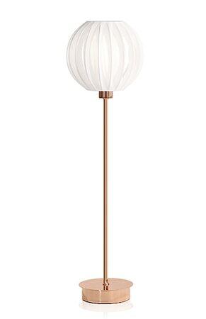 Globen Lighting Pöytävalaisin Muovinarulla XL kupari