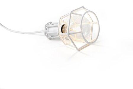 Design House Work lamppu valkoinen