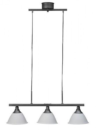 Cottex Arn Kattovalaisin, pelti lampunvarjostimella Valkoinen / rauta
