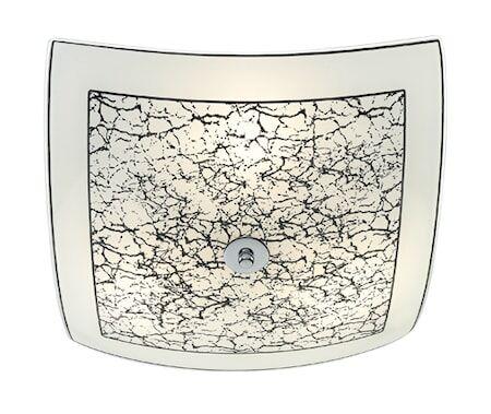 Markslöjd Jura Plafondi Musta 34 cm