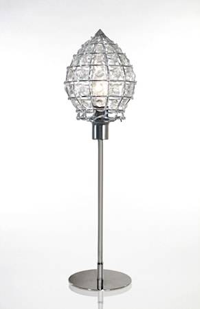 Globen Lighting Pöytävalaisin Mona Pinne kirkas