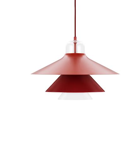 Normann Copenhagen Lamppu Punainen L