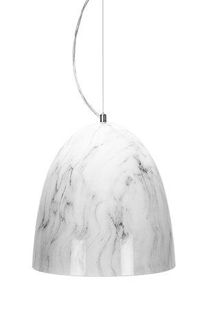 Globen Lighting Kattolamppu Marriot Valkoinen