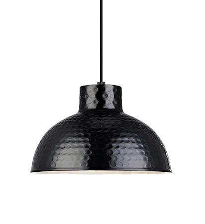 Markslöjd Hammer Kattolamppu Musta 26 cm