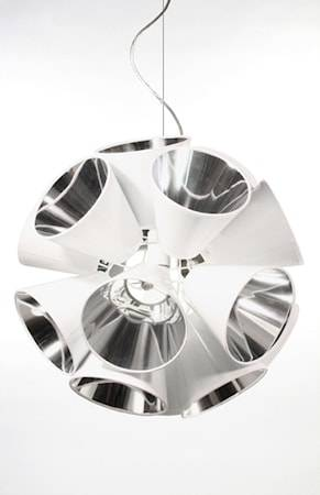 Globen Lighting Kattolamppu Dandy Valkoinen