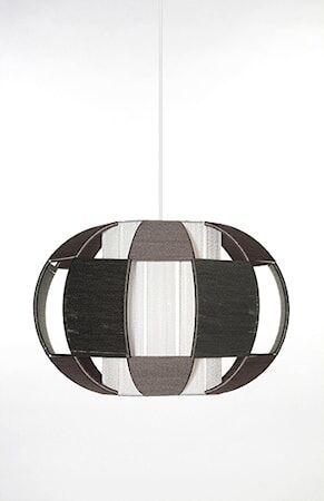 Globen Lighting Kattovalaisin Linda Harmaa