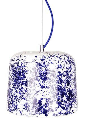 Globen Lighting Kattolamppu Dash Sininen /Valkoinen