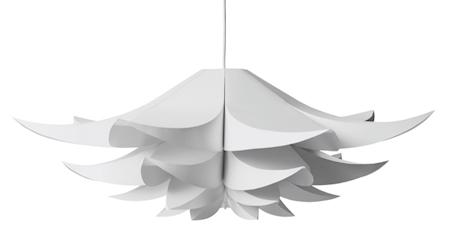 Normann Copenhagen 06 Lamppu Valkoinen L
