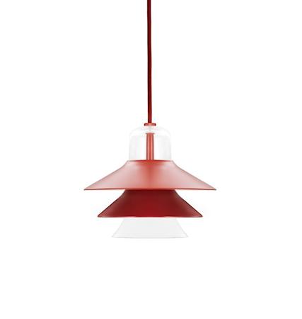 Normann Copenhagen Lamppu Punainen S
