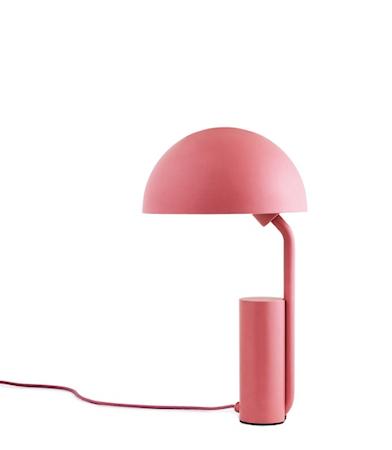 Normann Copenhagen Pöytälamppu Rosa