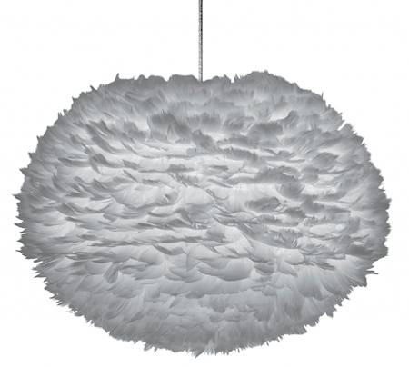 Vita Eos Lamppu XL 75 cm Vaaleanharmaa