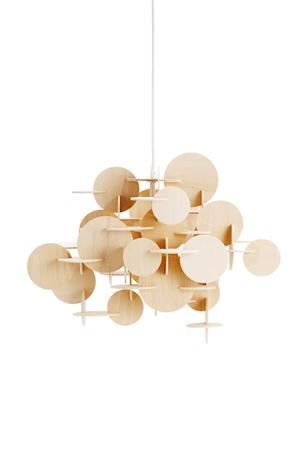 Normann Copenhagen Lamppu luonnollinen S