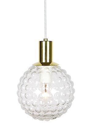 Globen Lighting Kattovalaisin Mini Spring Selkeä