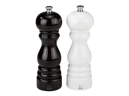 PEUGEOT Paris Duo Musta/Valkoinen 18 cm