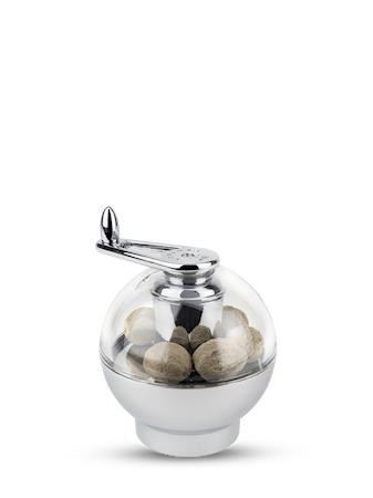 PEUGEOT Ternate Muskottimylly Kromi/Akryyli 9 cm