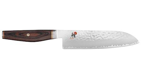 Miyabi ARTISAN 6000 MCT Santoku. Japansk kockkniv 18 cm