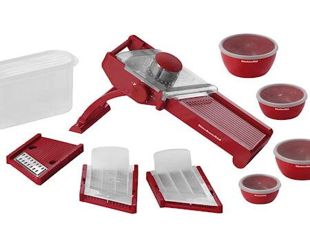 KitchenAid Mandoliinirauta punainen