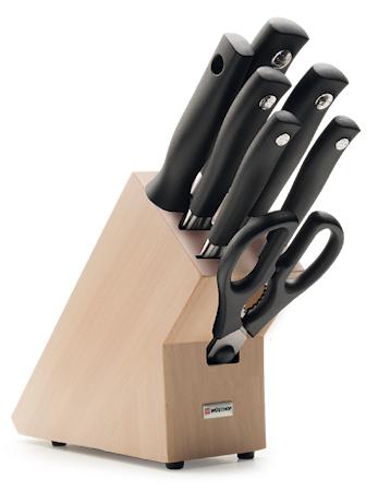 Wusthof Grand Prix Knife Set 7 pcs