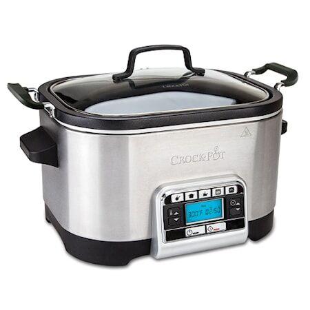 Crock-Pot Monikäyttöinen Slow Cooker 5.7 L