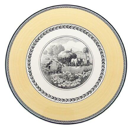 Villeroy & Boch Audun Ferme Buffet Lautanen 30cm