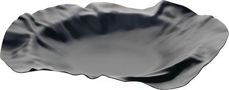 Alessi Port Pyöreä Kori Ø 37 cm, Musta