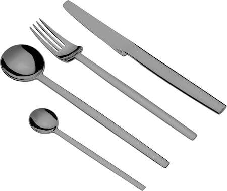 Carl Mertens Certo aterimet, 24 osaa titaanipäällysteellä