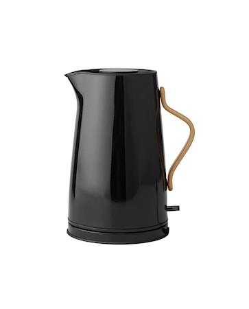 Stelton Emma Vedenkeitin 1,2 litraa - Musta