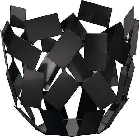 Alessi La Stanza Citrus Kulho Musta, 22,6 cm