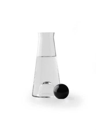 Design House Fia kannu kirkas/musta