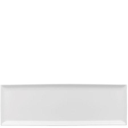 Rosenthal Jade Valkoinen Lautanen/Vati Suorakulmainen 48x16 cm
