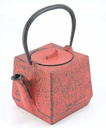 SATAKE Teekannu Chiba, punainen, 0,75 l