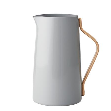 Stelton Emma tarjoilukannu, 2 liter - Harmaa