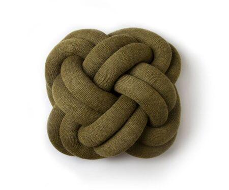 Design House Knot tyyny vihreä