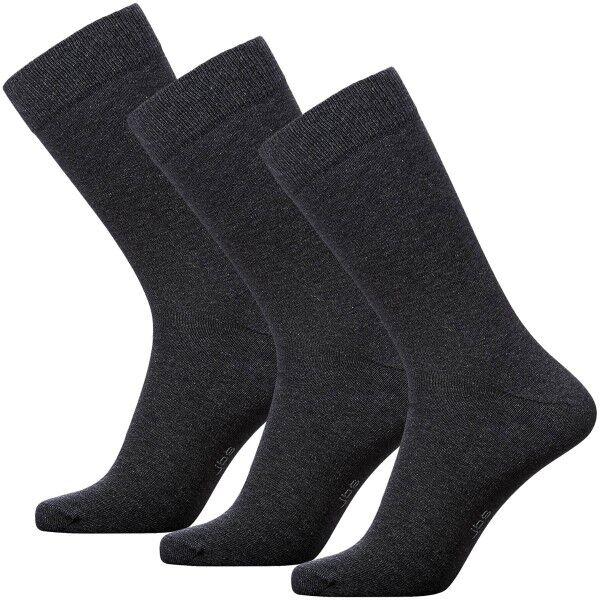 JBS 3 pakkaus Socks - Darkblue