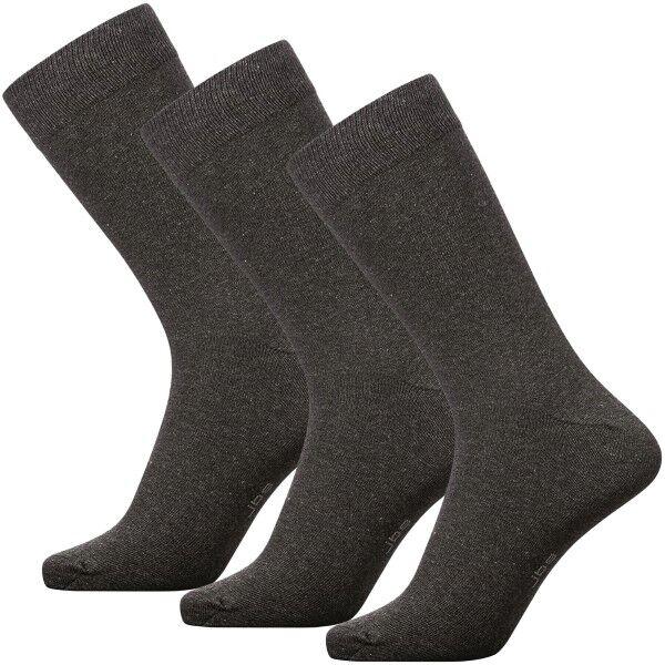 JBS 3 pakkaus Socks - Darkgrey