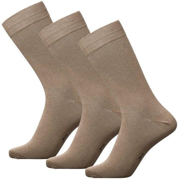 JBS 3 pakkaus Socks - Sand