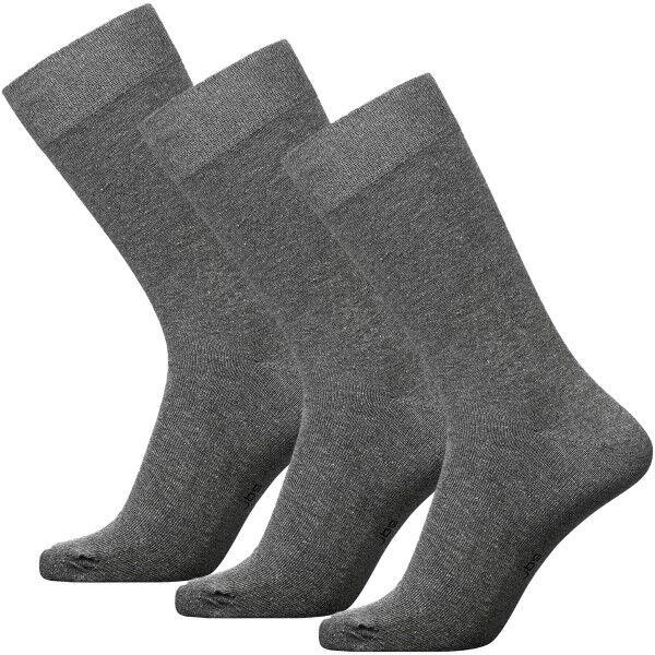 JBS 3 pakkaus Socks - Grey