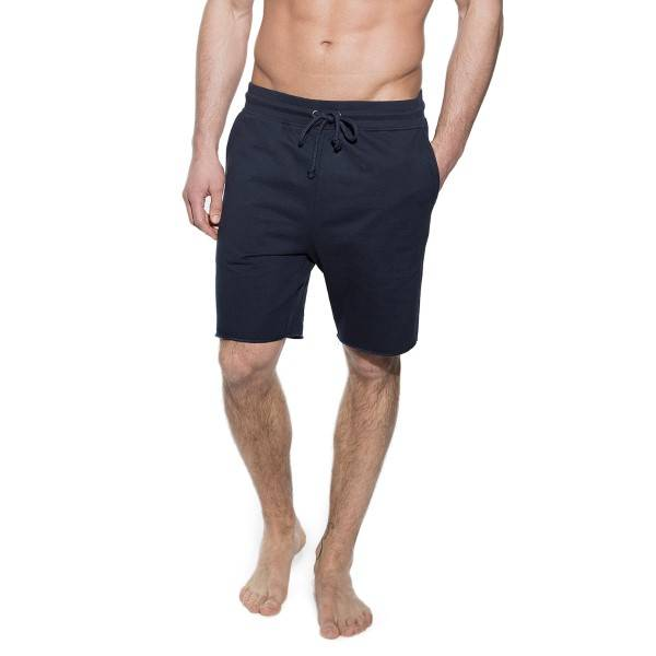 Bread & Boxers Bread and Boxers Lounge Short - Navy-2