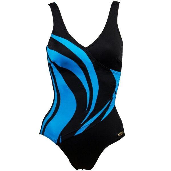 Damella 31085 Swimsuit 36-50 - Blue * Kampanja *