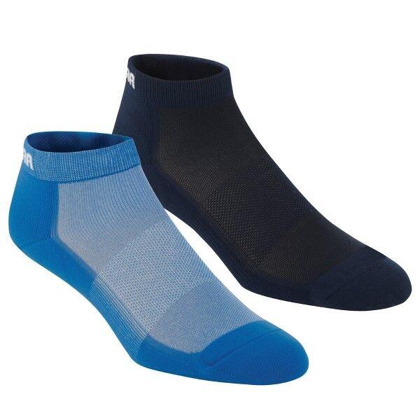 Kari Traa 2 pakkaus Skare Sock - Blue