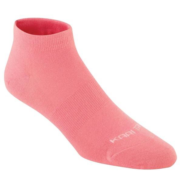 Kari Traa Tåfis Sock - Salmon Rose