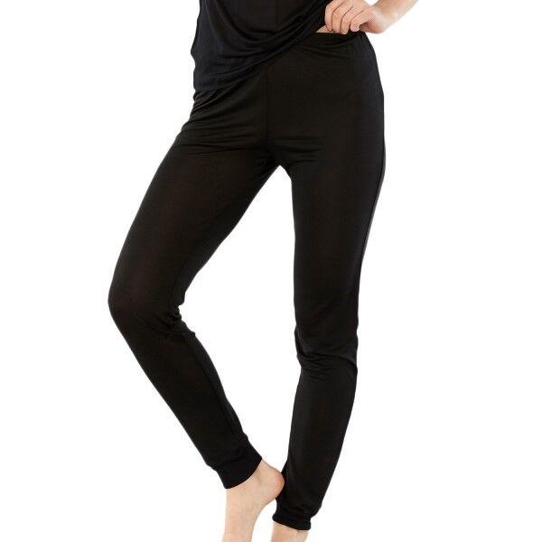 Damella Silk 17101 Leggings - Black