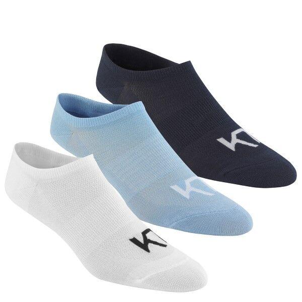 Kari Traa 3 pakkaus Hael Socks - Blue/White