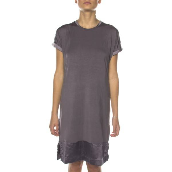 Femilet Cloe Big Shirt - Warmgrey * Kampanja *